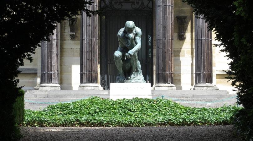 Museo rodin for Rodin scultore
