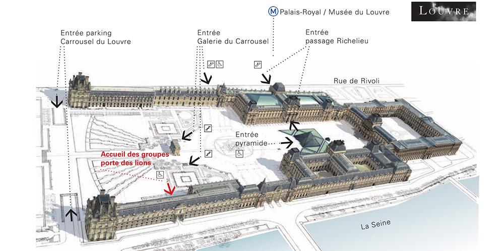 louvre-plan-acces-accueil-des-groupes-1617-1