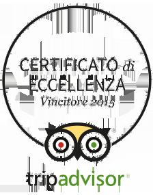 certificato-eccellenza-tripadvisor 2015