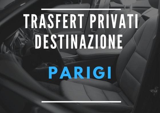 transfer destinazione parigi