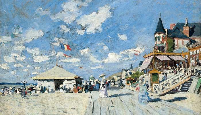 Esposizione-gli-impressionisti-in-normandia-spiagge