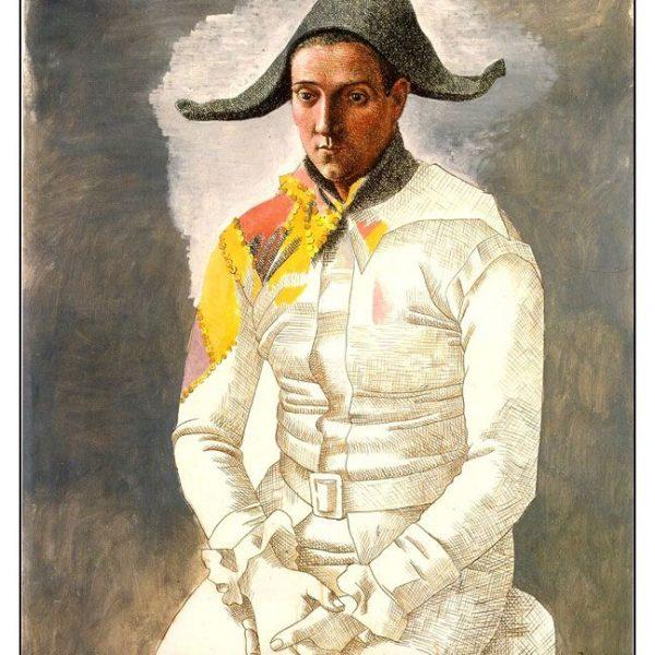 Arlecchino – Ritratto di Jacinto Salvado , Pablo Picasso (1923)