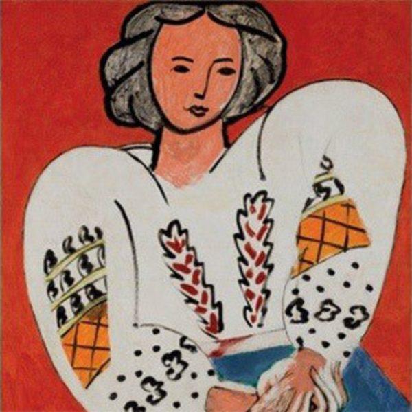 La camicetta rumena , Henri Matisse (1940)