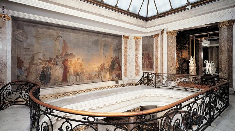 Decorazioni del Museo Jacquemart-Andrée