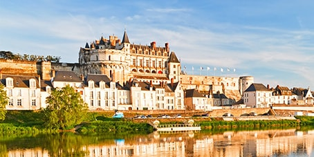 Amboise Castello