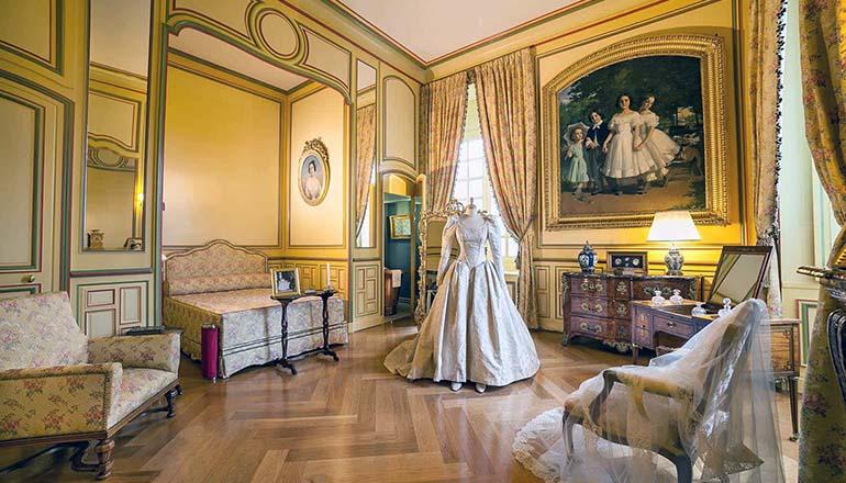 castello-cheverny-stanza