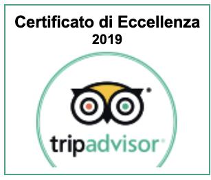Certificato Eccellenza Tripadvisor 2019 Parigirando Visite Guidate