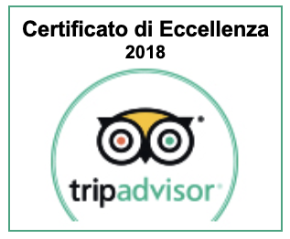 Certificato Eccellenza Tripadvisor 2018 Parigirando Visite Guidate
