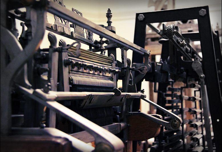strumento per stampare museo arti e mestieri parigi