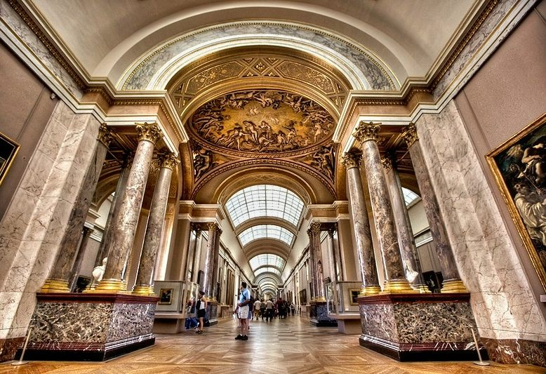 grande galleria della pittura italiana